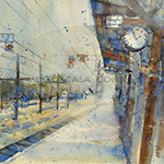 Ingrid Buchthal - Bahnhof