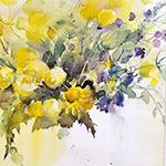 Ingrid Buchthal - Bergblumen