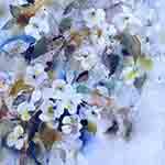 Ingrid Buchthal - Blütenzweig