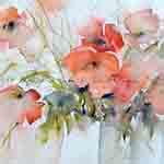 Ingrid Buchthal - Mohnblüten